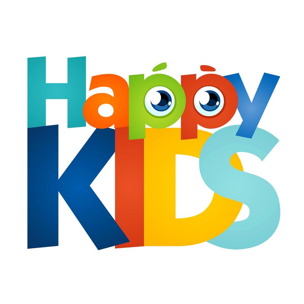 HappyKids - детские интерактивные книги, игры, мультфильмы, раскраски и пазлы